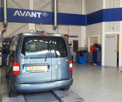 Bestelautoservice | Avant Autoservice Noordwijk